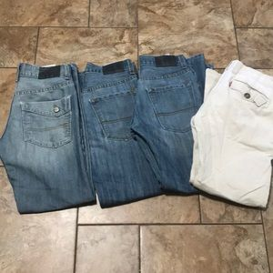 Other - 4 pairs Levis. Size 12 youth.